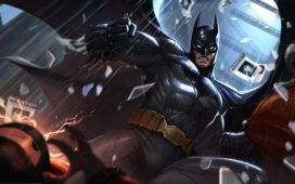 Cách Lên Đồ, Bảng Ngọc Bổ Trợ Batman Mùa 8 – Sát Thủ Bóng Đêm