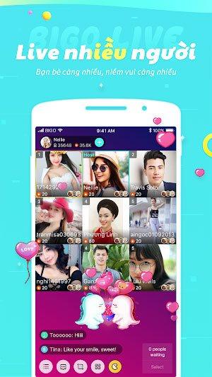 Tải Bigo Live Phiên Bản Mới Nhất Cho Điện Thoại Android, iOS 2