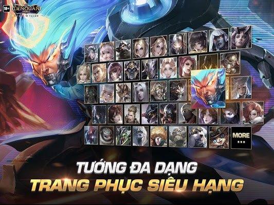 Tải Game Liên Quân Mobile Garena APK Cho Điện Thoại Android 2
