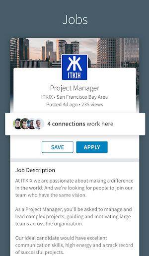 Tải LinkedIn Phiên Bản Mới Nhất Cho Điện Thoại Android, iOS 2
