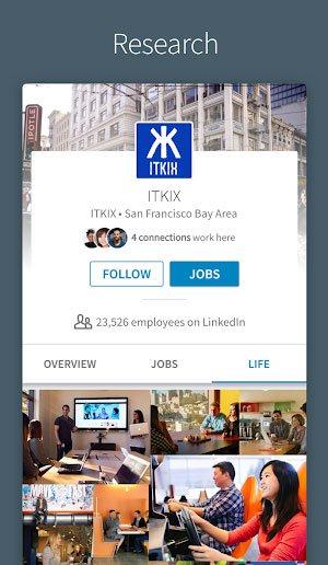 Tải LinkedIn Phiên Bản Mới Nhất Cho Điện Thoại Android, iOS 3