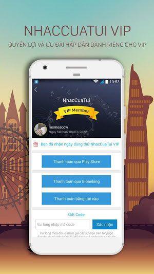 Tải NhacCuaTui Phiên Bản Mới Nhất Cho Điện Thoại Android, iOS 1