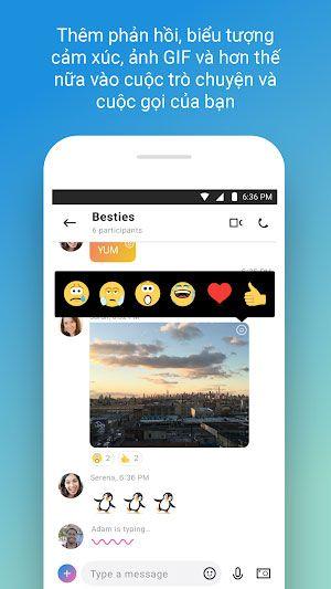 Tải Skype Phiên Bản Mới Nhất Cho Điện Thoại Android, iOS 2