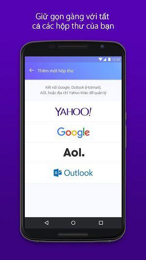 Tải Yahoo Mail Phiên Bản Mới Nhất Cho Điện Thoại Android, iOS 3