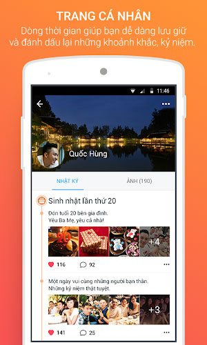 Tải Zalo Cho Điện Thoại Android, iOS 1