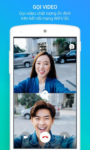 Tải Zalo Cho Điện Thoại Android, iOS 4