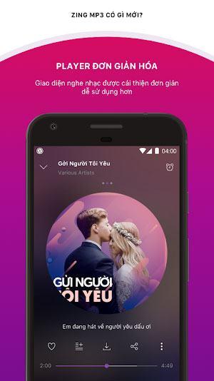 Tải Zing Mp3 Phiên Bản Mới Nhất Cho Điện Thoại Android, iOS 3