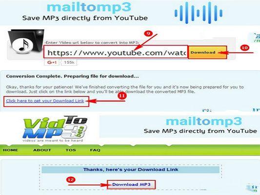 Cách Tải Mp3 Từ Youtube, Tách Nhạc Youtube Không Cần Phần Mềm 6