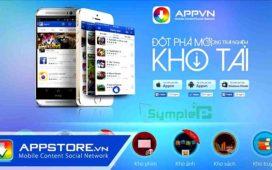 Tải AppVn Phiên Bản Mới Nhất Cho Điện Thoại Android