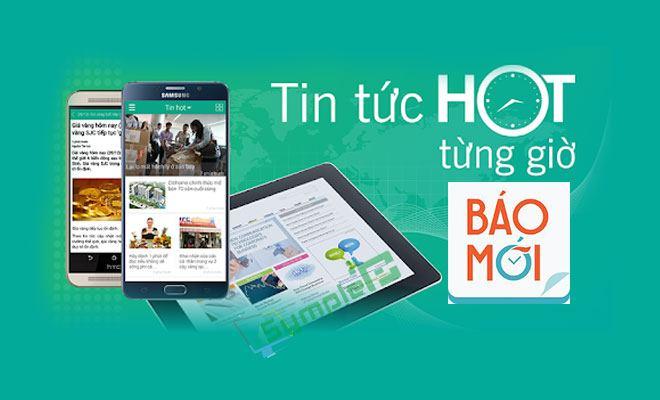 Baomoi.com - Tải Ứng Dụng Báo Mới Cho Điện Thoại Android, iOS