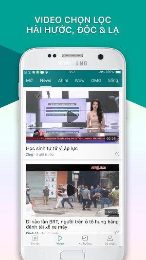 Tải Báo Mới Phiên Bản Mới Cho Điện Thoại Android, iOS 3