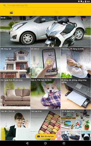 Tải Chợ Tốt Phiên Bản Mới Cho Điện Thoại Android, iOS 2