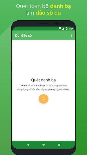 Tải Chuyển Đổi Đầu Số - Đầu Số Mới Cho Điện Thoại Android, iOS 1