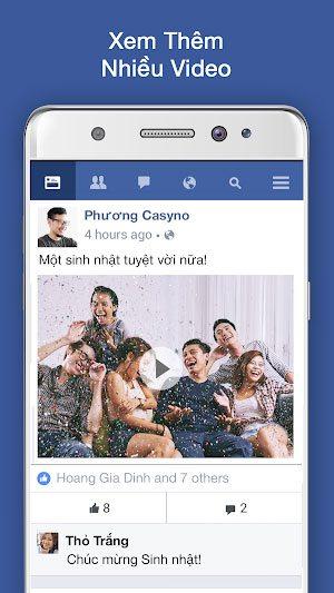 Tải Facebook Lite Phiên Bản Mới Cho Điện Thoại Android 2