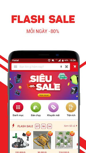 Tải FPT Sendo.vn Phiên Bản Mới Cho Điện Thoại Android, iOS 3