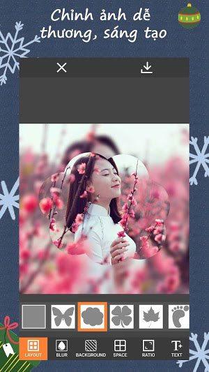 Tải Ghép Ảnh Nghệ Thuật Cho Điện Thoại Android, iOS 3