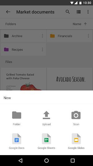 Tải Google Drive Phiên Bản Mới Cho Điện Thoại Android, iOS 1