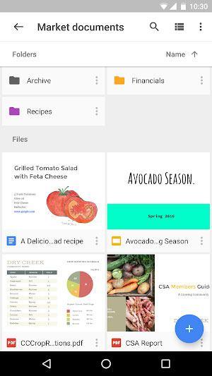 Tải Google Drive Phiên Bản Mới Cho Điện Thoại Android, iOS 2