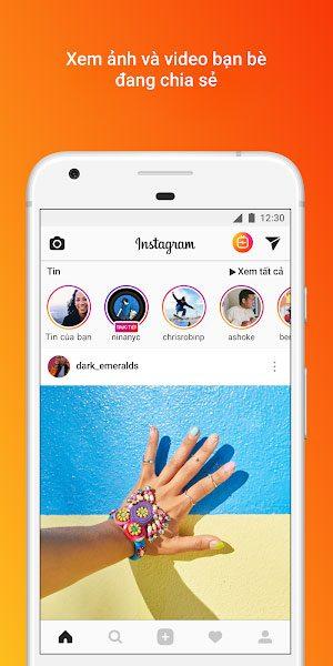 Tải Instagram Phiên Bản Mới Nhất Cho Điện Thoại Android, iOS 1