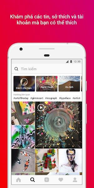 Tải Instagram Phiên Bản Mới Nhất Cho Điện Thoại Android, iOS 2