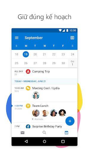 Tải Microsoft Outlook Phiên Bản Mới Cho Điện Thoại Android, iOS