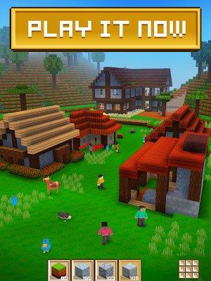 Tải Minecraft - Block Craft 3D Phiên Bản Mới Cho Android, iOS 3