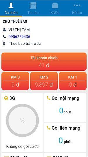 Tải My Mobifone Phiên Bản Mới Cho Điện Thoại Android, iOS 1