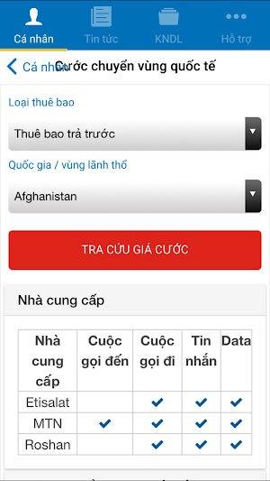 Tải My Mobifone Phiên Bản Mới Cho Điện Thoại Android, iOS 2