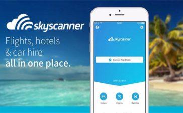 Tải Skyscanner Phiên Bản Mới Nhất Cho Điện Thoại Android, iOS
