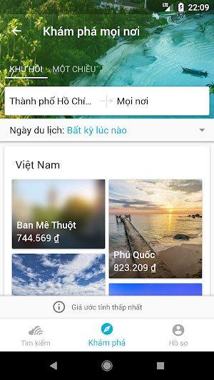 Tải Skyscanner Phiên Bản Mới Nhất Cho Điện Thoại Android, iOS 2