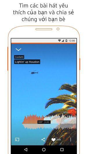 Tải SoundCloud Phiên Bản Mới Nhất Cho Điện Thoại Android, iOS 2