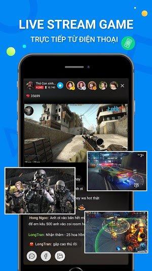 Tải TalkTV Phiên Bản Mới Nhất Cho Điện Thoại Android, iOS 1
