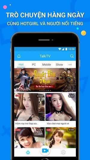 Tải TalkTV Phiên Bản Mới Nhất Cho Điện Thoại Android, iOS 2
