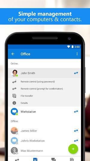 Tải Teamviewer Phiên Bản Mới Cho Điện Thoại Android, iOS