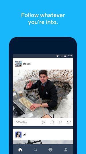 Tải Tumblr Phiên Bản Mới Nhất Cho Điện Thoại Android, iOS 2