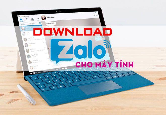 Zalo Download - Tải Zalo Mới Nhất Cho Máy Tính PC 6
