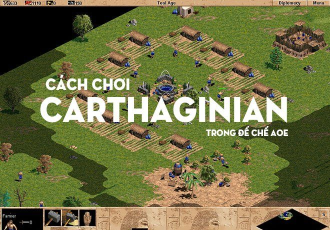 Quân Carthaginian Đánh Gì, Cách Chơi Carthaginian Trong Đế Chế AOE