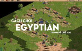 Quân Egytian Đánh Gì, Cách Chơi Egytian Trong Đế Chế AOE