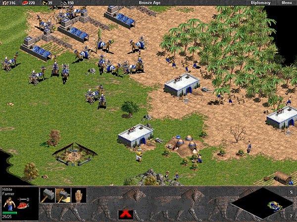 Quân Hittite Đánh Gì, Cách Chơi Hittite Trong Đế Chế AOE
