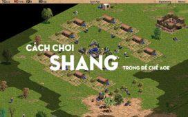 Quân Shang Đánh Gì, Cách Chơi Shang Trong Đế Chế AOE