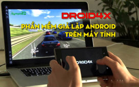 Droid4X Download - Tải Giả Lập Android Droid4X Siêu Nhẹ Cho PC