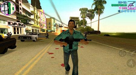 Tổng Hợp Mã GTA 5, Lệnh GTA Vice City, Game Cướp Đường Phố