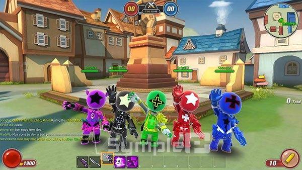 Download Avatar Star (TH) – Game Bắn Súng Chibi Siêu Hấp Dẫn 2018