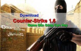 Download Counter-Strike 1.6 – Game CS, Half Life, Bắn Súng Cực Hay
