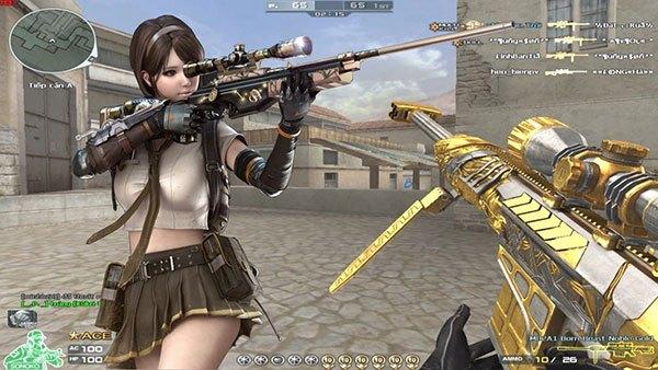 Download Đột Kích 2.0 Bản Cập Nhật – Game Dot Kich CF Thế Hệ Mới