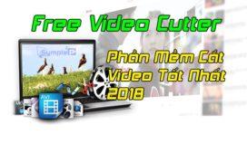 Download Free Video Cutter – Phần Mềm Cắt Video, Clip Tốt Nhất 2018