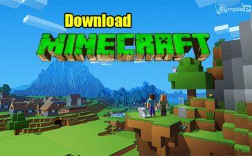 Download Minecraft PC Mới Nhất – Game Xây Dựng Sinh Tồn Cực Hay