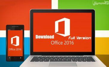 Download Office 2016 Pro Full – Soạn Văn Bản, Bảng Tính, Tạo Slide