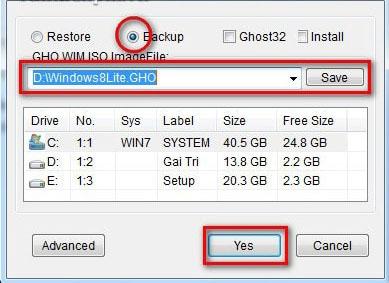 Download OneKey Ghost – Tạo và Ghost Windows 7/8/10/XP Dễ Dàng