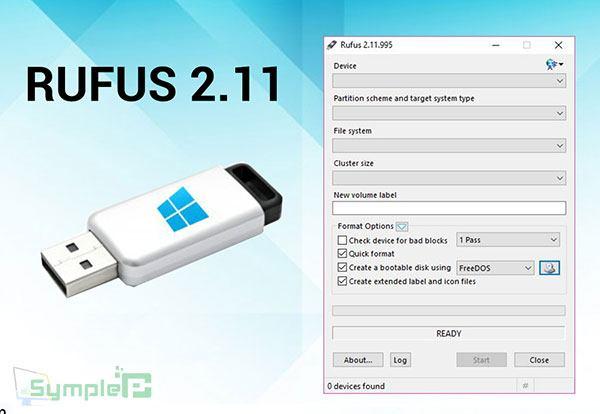 Download Rufus – Phần Mềm Tạo USB Boot, Cài Win 7/8/10 Đơn Giản